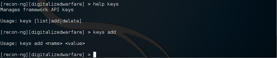 recon-ng-kali2-Keys-Help